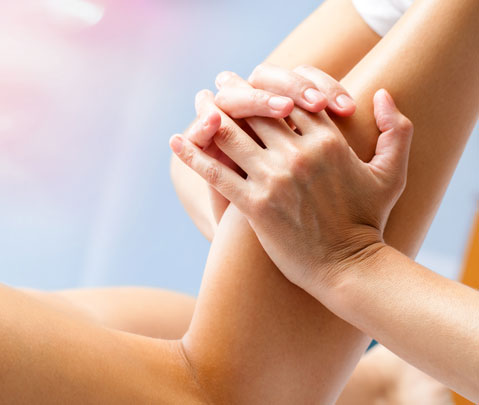 Tajska masaža nog in stopal